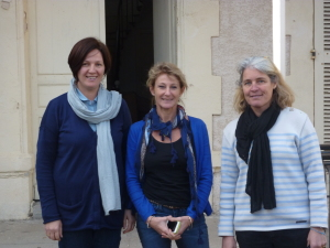 Photo C. Jabbour, I. Albert, S. de Brive - Pour onglet Equipe pu00E9dagogique