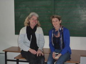 Photo I. Albert et S. de Brive - pour onglet Equipe pu00E9dagogique